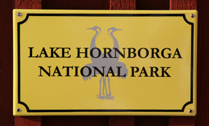 Lake Hornborga National Park